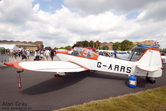 G-ARRS - PIEL CP.301A EMERAUDE - 110702 - Waddington - Alan Gray - IMG_0313