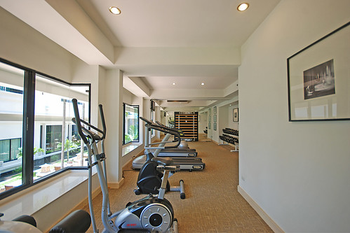 Fitness centre by Tara Angkor Hotel, on Flickr