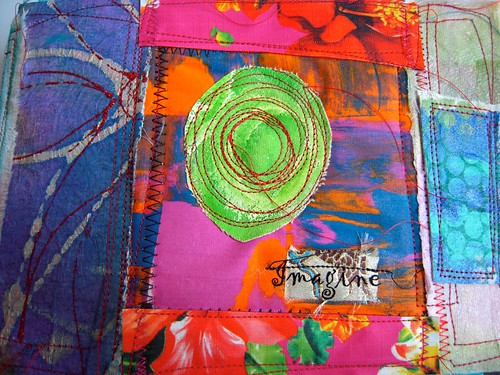 more vibrant art quilts