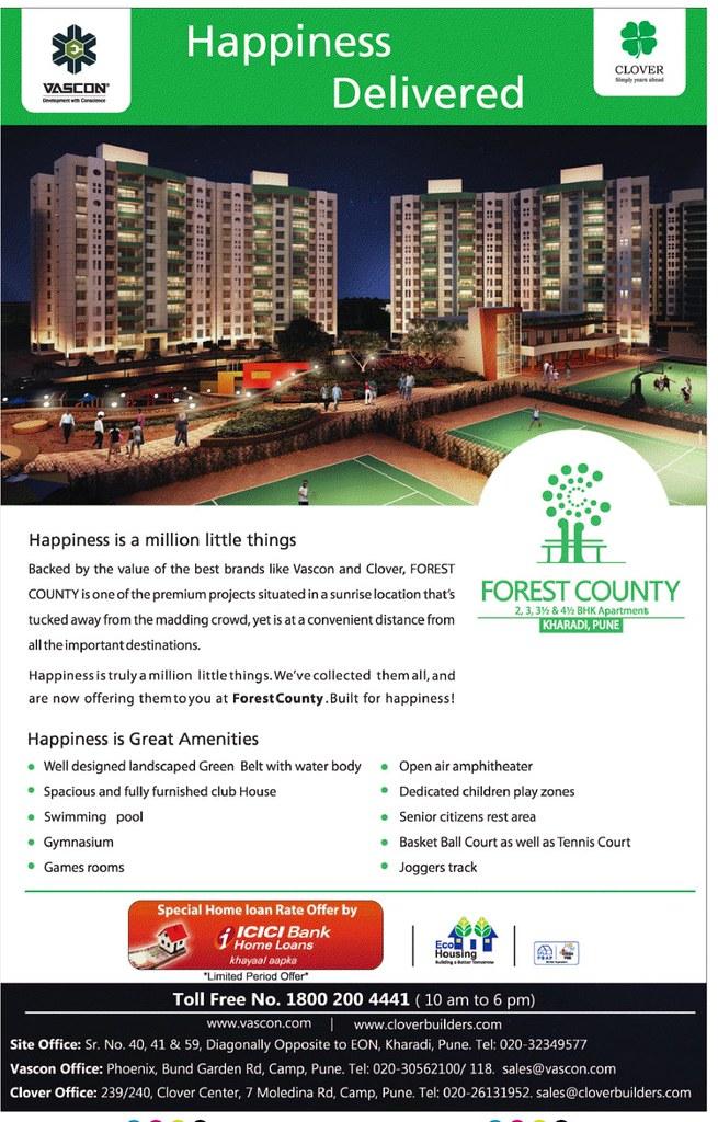 Forest County Kharadi Pune (PT-9-7-11)