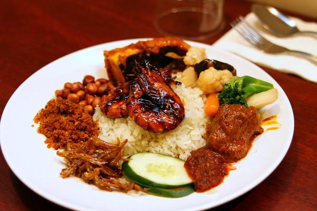 Penang Place: Nasi Lemak