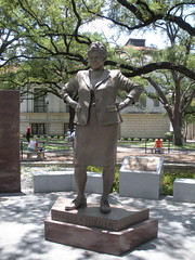 Barbara Jordan at UT