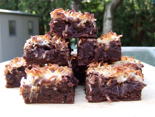 coconut brownies_02