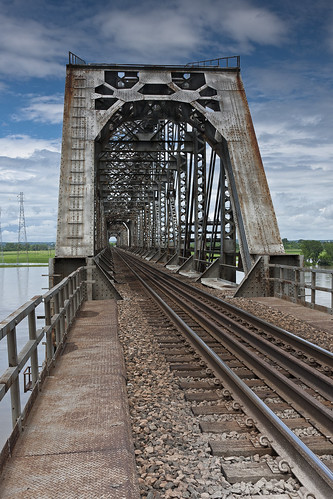 Missouri River Rail Bridge