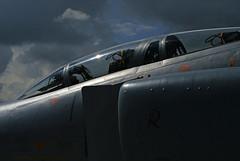 Phantom Hot seats (crusader752) Tags: luftwaffe mcdonnelldouglas 2011 airday yeovilton phantomii f4f rnas 3701 sonydslra100