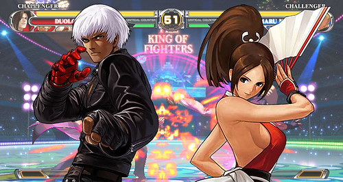 The King of Fighters: Emblematica Saga de Luchas