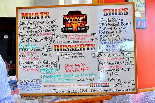 Coop's West Texas Barbecue - Lemon Grove