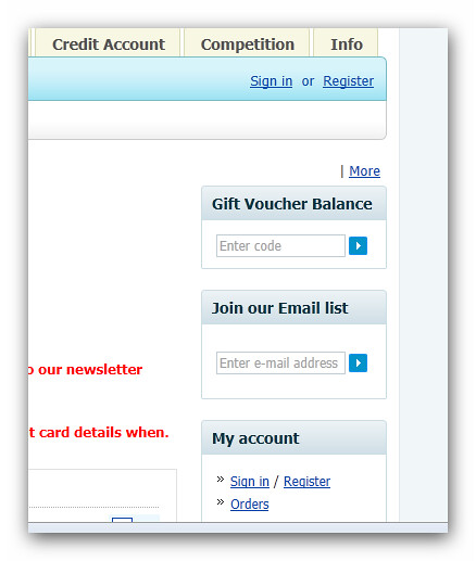 2 2 1 Miimalist Newsletter Signup Box Why Cs Cart Cs Cart