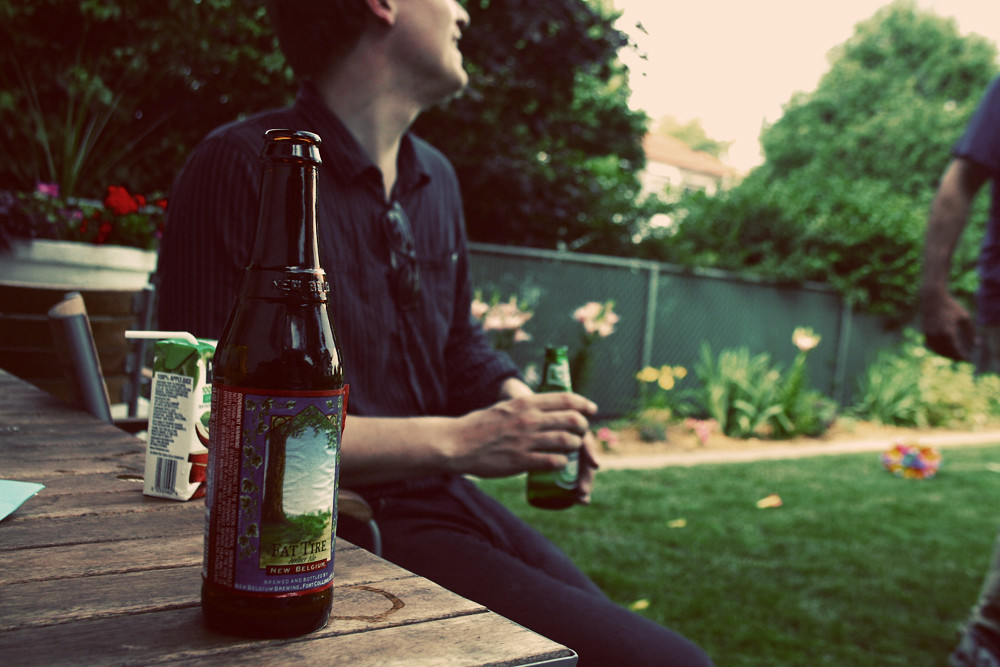 Beers & Juice Boxes