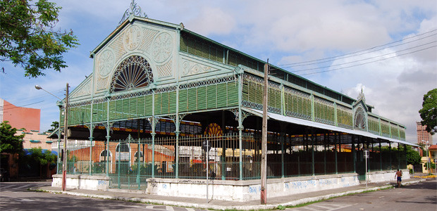 Mercado de Pinhões