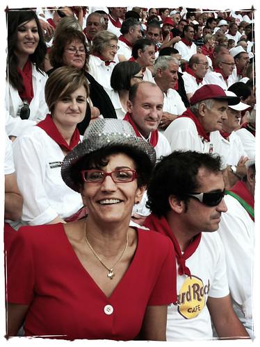 Momenticos San Fermín 2011 - También da tiempo para ir a los toros