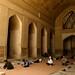 Muculmanos orando