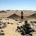 Vista panorâmica do Deserto Preto