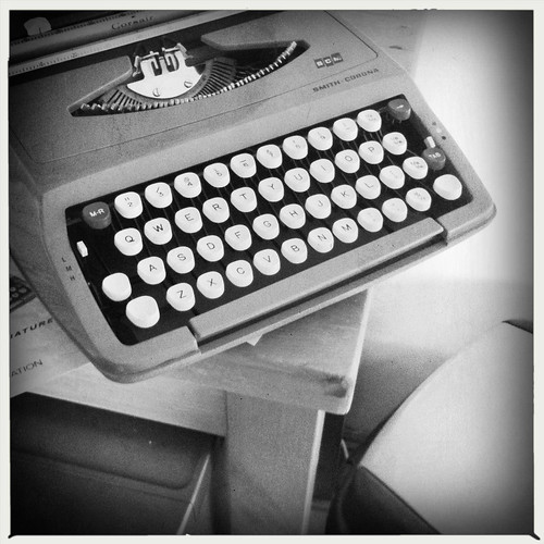 Typewriter goodness