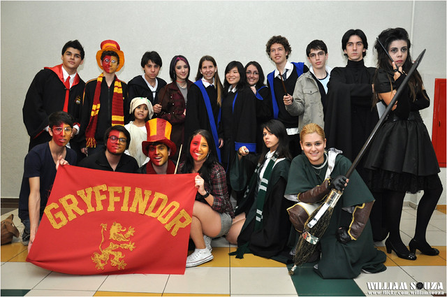 Personagens do filme Harry Potter (cosplay)