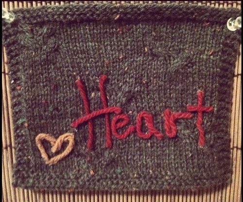 heart by springknitter
