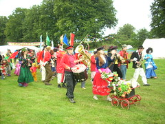 Opening Ceremony procession 1