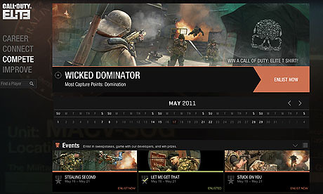 Call of Duty Elite Walkthrough - Beta Launched For Xbox 360