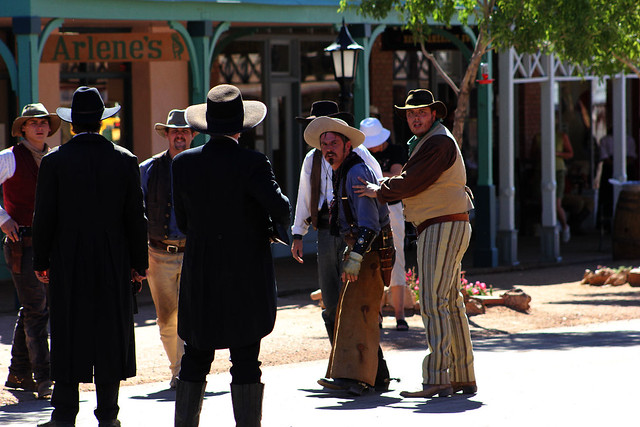 O.K. Corral Gunfight