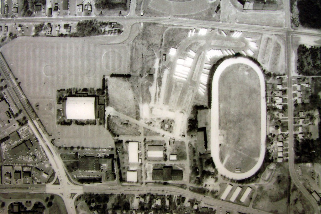 Dixie Classic Fairgrounds & W-S Coliseum - 1978