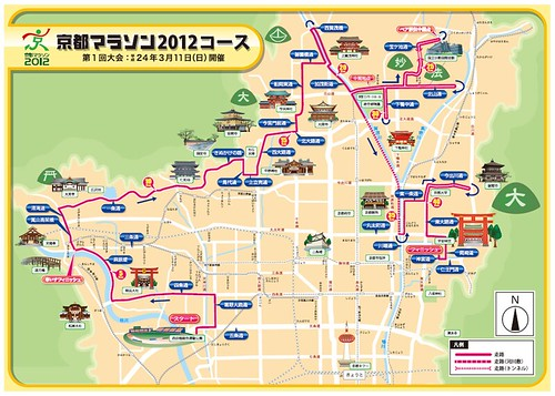 Kyoto Marathon 2