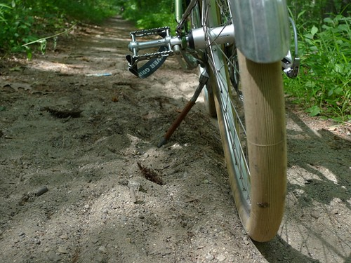Rivendell, Grand Bois Hetres, Sand