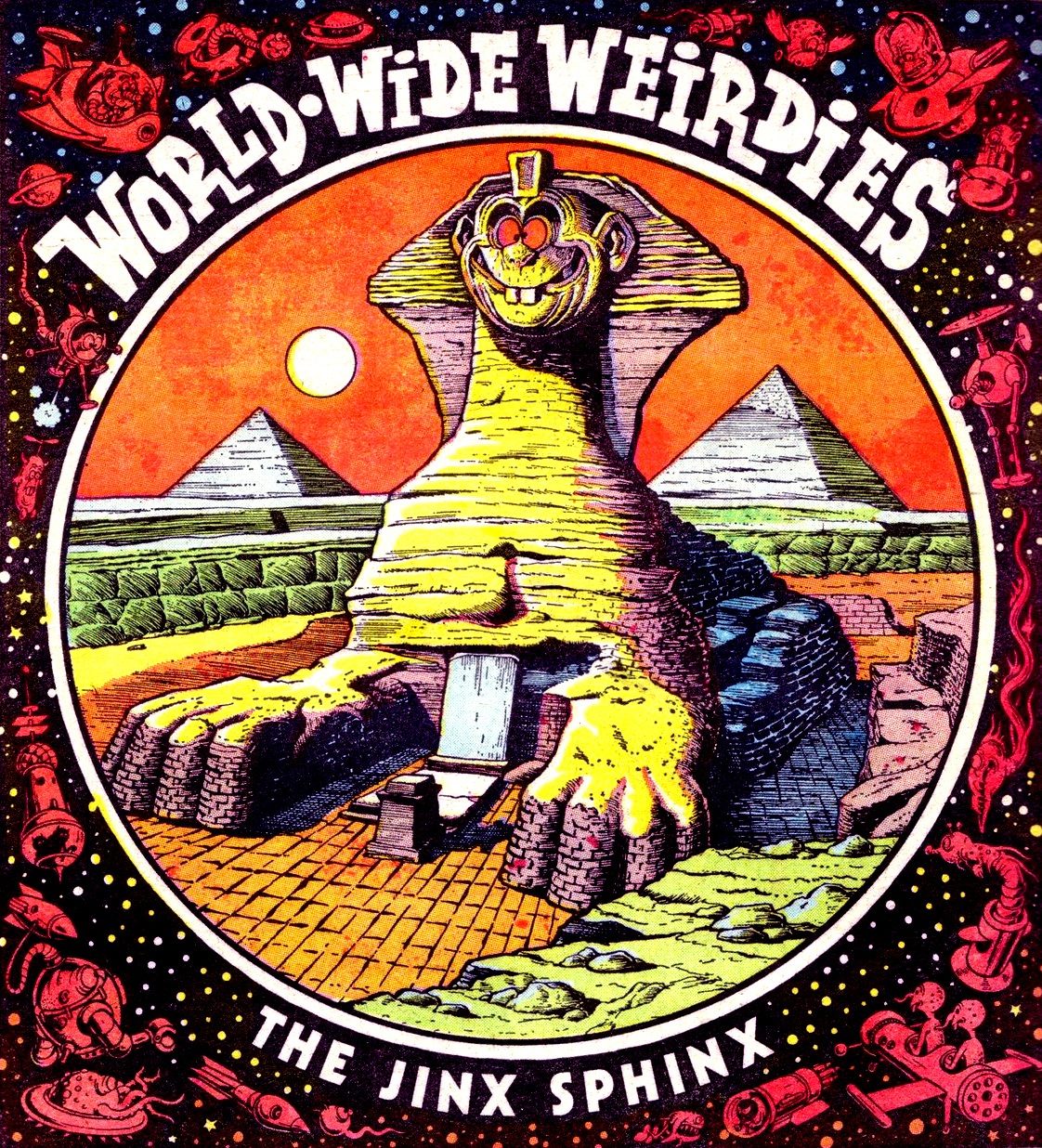 Ken Reid - World Wide Weirdies 07