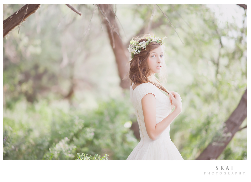 Ethereal Beauty A peek of my summer bridal shoot with the lovely