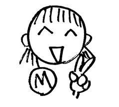 M_ピースサイン