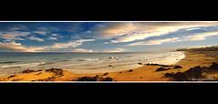 on the beach (jesuscm) Tags: ocean sunset espaa beach water island atardecer spain agua nikon lanzarote playa canaryislands isla oceano islascanarias newvision jesuscm bestcapturesaoi magicunicornverybest magicunicornmasterpiece mygearandme mygearandmepremium artistoftheyearlevel3 artistoftheyearlevel4 peregrino27newvision