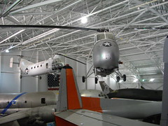 Helicopters, Strategic Air and Space Museum