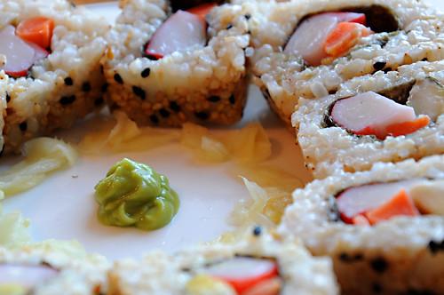 Day 197 - Sushi by Tim Bungert