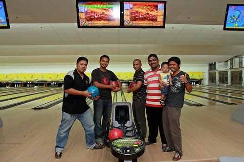 Bowling @ Sunshine Square