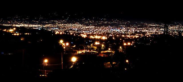 San Jose desde Aserrí