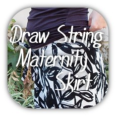 tutorial-maternity skirt