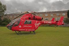 London's Air Ambulance - G-EHMS (Hawkeye2011) Tags: uk las london aircraft aviation explorer medical helicopter nhs mcdonnelldouglas airambulance emergencyservices md902 gehms