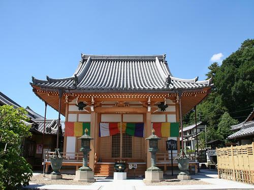 白鳳時代の巨大な国宝金銅仏!『蟹満寺』@木津川市