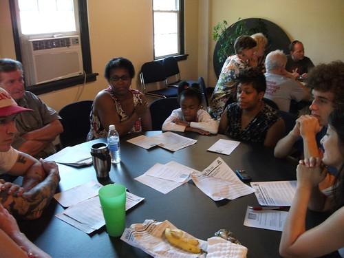 House Meeting in Memphis, TN