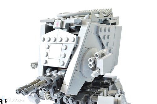 AT-ST - Head Left