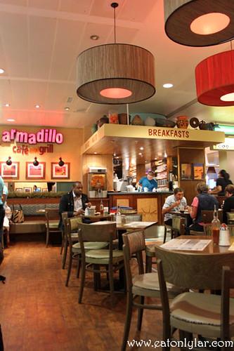 Armadillo Café and Grill