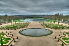 Palace of Versailles(Chteau de Versailles) - Paris (Amir Maljai( )) Tags: paris france europe versailles hdr     2011  chteaudeversailles