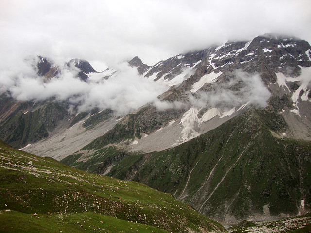 Scenery on way to Ansoo Lake - Kaghan Valley - Pakistan