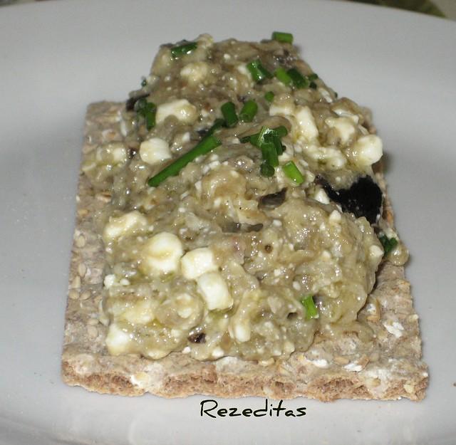 PATLICAN BEGENDI (Caviar de berenjenas)