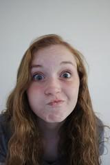 Chyeah (Heatherrrr.Marie) Tags: me self ewwwww didntfeelliketakingseriouspictures crazayface