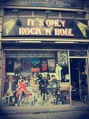 It's only... (Roxy Varlow ♥) Tags: street pink london rock acdc shop baker n tienda londres roll floyd roxyvarlow