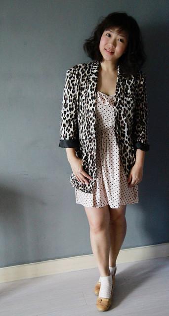 Dots, Leopard, Herringbone