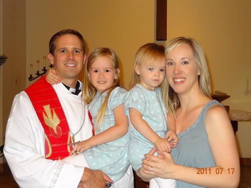Chris Spelbring and Family