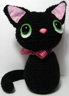 cat crochet kitty kitteh amigurumi
