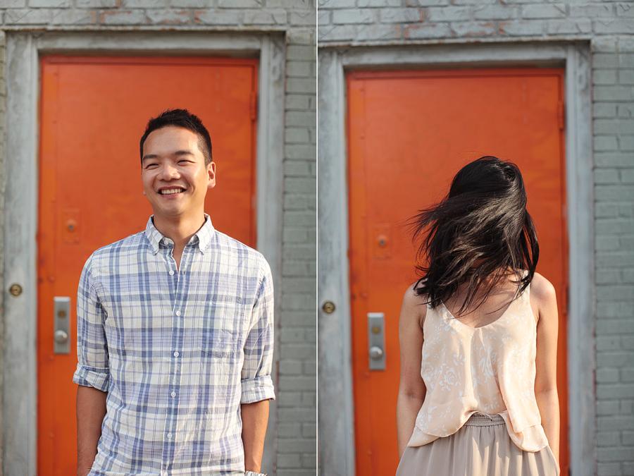 Kathy + Wei
