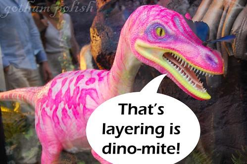 Dinosaur Ozotic